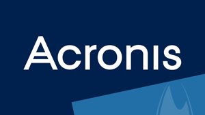 Acronis solutions